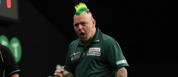 Peter Wright is favourite for the World Grand Prix after MVG was knocked out.
