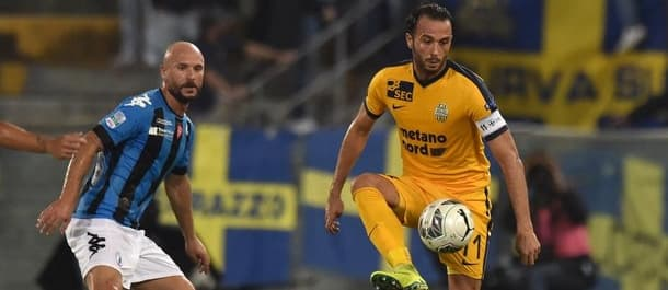 Verona and Benevento meet in a Serie A relegation clash.