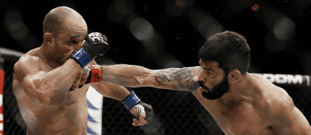 Raphael Assuncao vs. Marlon Moraes