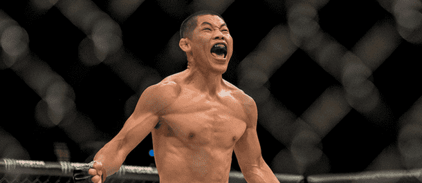 Jingliang Li gets set for UFC Fight Night 122