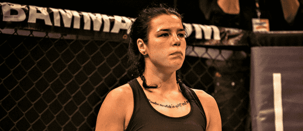 Sinead Kavanagh now competes in Bellator