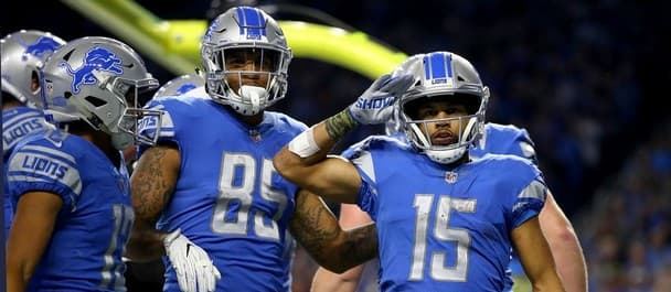 The Lions need to keep the pressure on