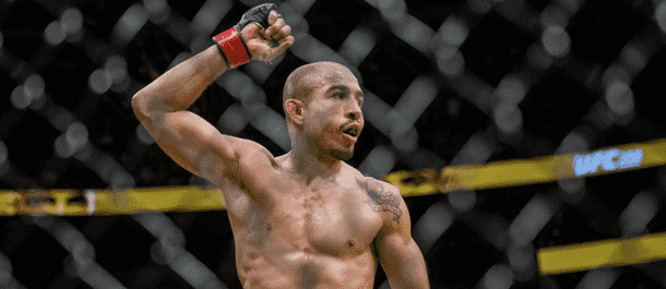 Jose Aldo picks up a win at UFC 200