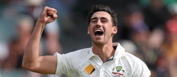 Australia need Starc to dominate