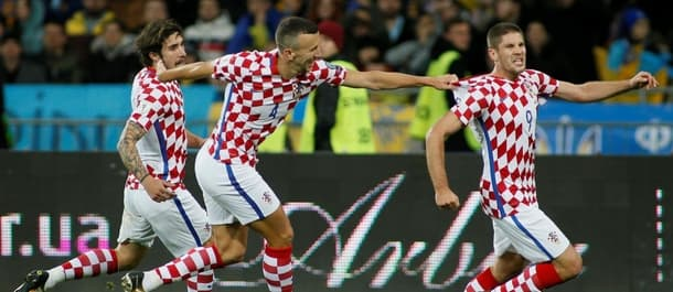 Croatia face Greece in World Cup qualifying on Thursday night.
