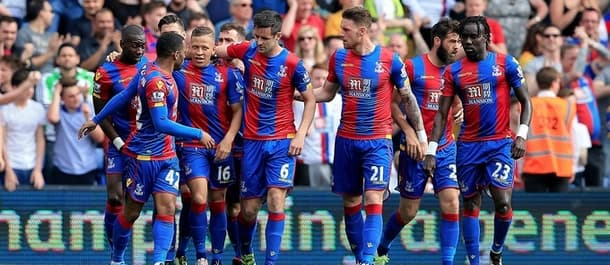 Crystal Palace beat Stoke 2-1 to earn a valuable three points.