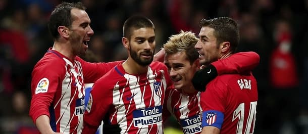 Atletico Madrid have the joint-best defence in La Liga.