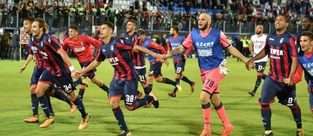 Crotone are good value at home to Udinese in Serie A.
