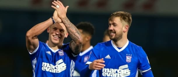 Ipswich have the third best home record in the Championship.