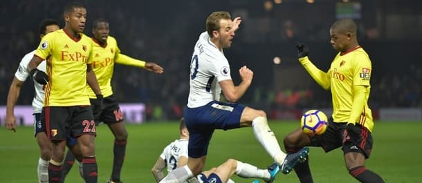 Watford held Spurs to a 1-1 draw in their last match.