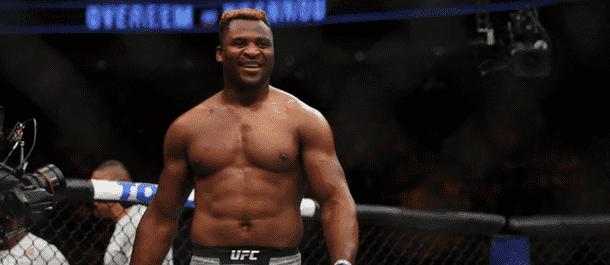 Francis Ngannou - UFC