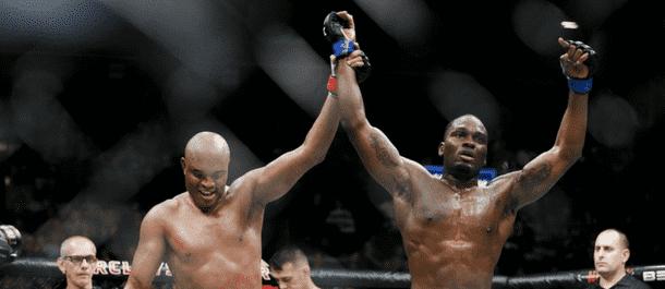 Derek Brunson vs. Anderson Silva