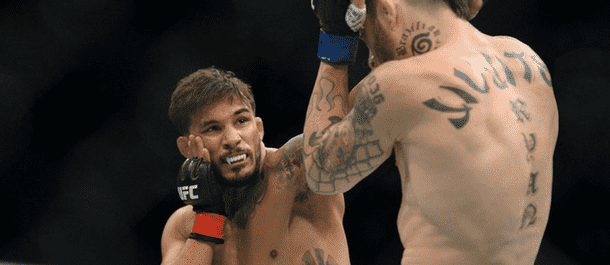 Dennis Bermudez - UFC