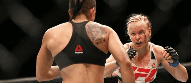 Valentina Shevchenko vs. Amanda Nunes - UFC
