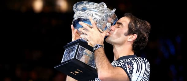 Roger Federer will defend his Australian Open title in 2018.
