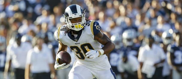 Gurley has starred for the Rams