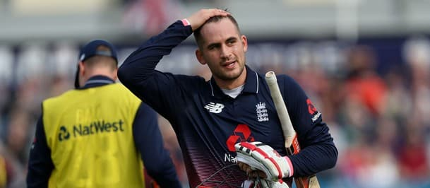 Hales needs a good performance
