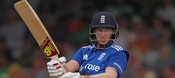 Root will be looking to fire