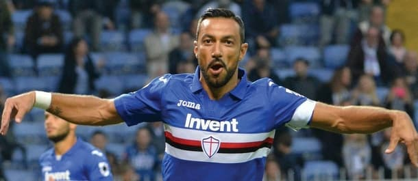 Sampdoria can kick of this week's Serie A action with a win.