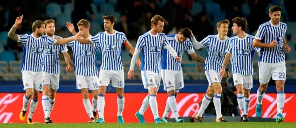 Real Sociedad beat Sevilla 3-1 in their last La Liga match.