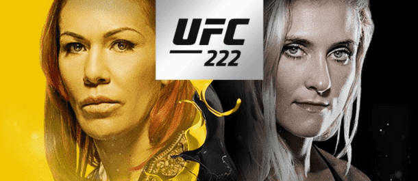 Cris Cyborg vs. Yana Kunitskaya - UFC 222 Betting Odds