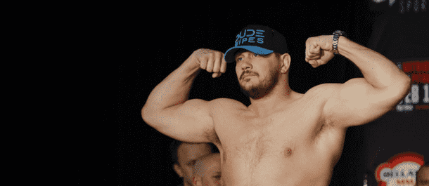 Matt Mitrione weighs in before Bellator NYC