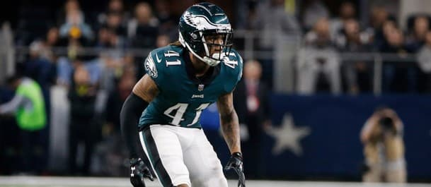 Darby will be looking to make an impact