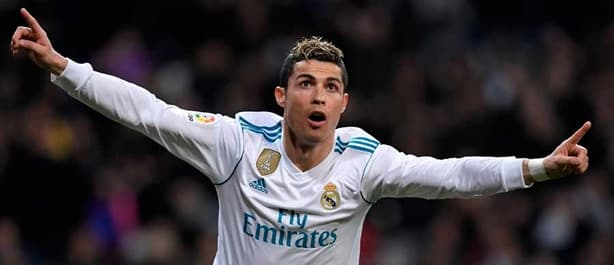 Cristiano Ronaldo scored a hat-trick for Real Madrid last weekend in La Liga.