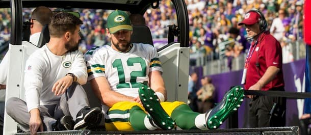 Rodgers' injury loomed large