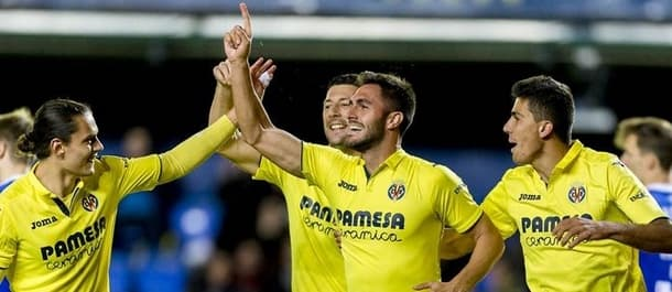 Villarreal continue to challenge for European places in La Liga.
