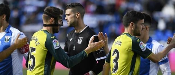 Leganes face relegation-bound Las Palmas in La Liga on Saturday.