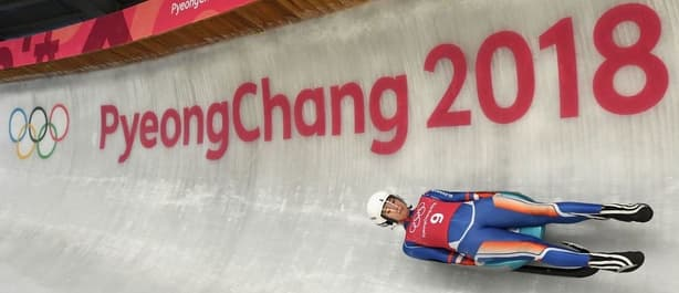The 2018 Winter Olympics are underway in PyeongChang.