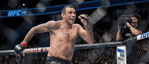 Fabricio Werdum wins another UFC fight