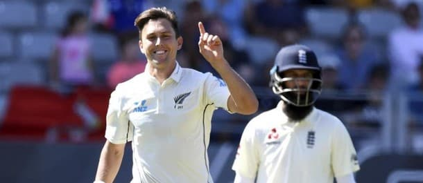 Boult will be eyeing another strong outing