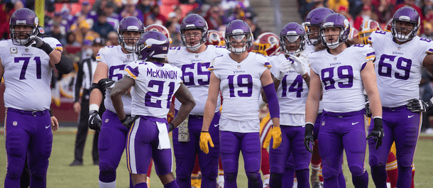 The Vikings will attempt to lure Cousins to Minnesota