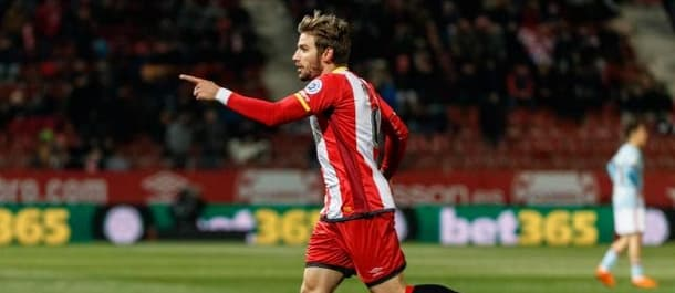 Girona are challenging for European places at the top of La Liga.