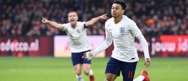 England beat Netherlands 1-0 on Friday night.