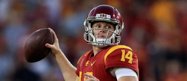 Darnold will first off the board
