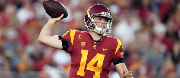 Darnold could go number one