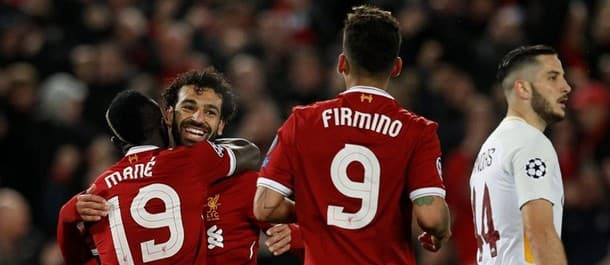 Liverpool thumped Roma 5-2 in an incredible first leg.