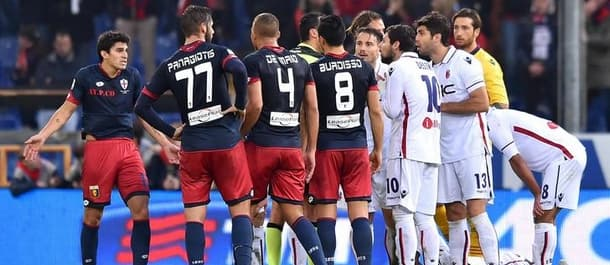 Genoa head the Serie A tips this week.