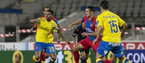 Levante could relegate Malaga on Thursday night.