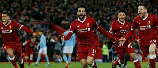 Liverpool face Roma in the Champions League semi-final.