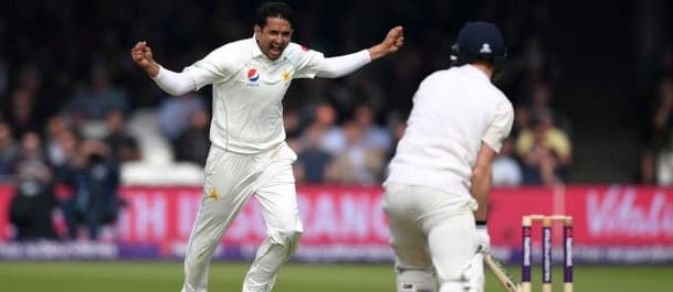 Abbas punished England at Lord's
