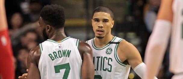 Brown and Tatum will be key