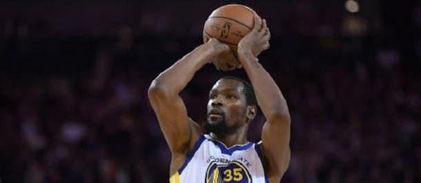 Durant was outstanding in the opener