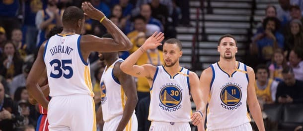 The Warriors' big three have to perform