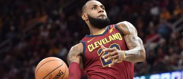 LeBron will lead a Cavs fightback