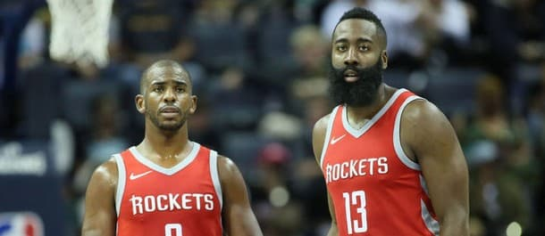 Harden and Paul need to drive their side on