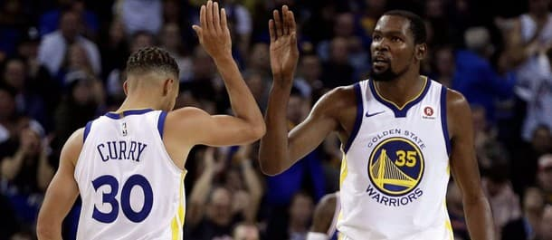 Durant and Curry can improve